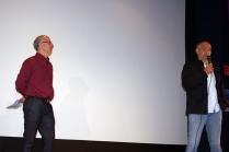Inauguration au Cinéma de Marly
